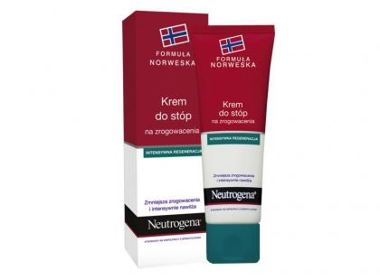 Kremy do stóp Neutrogena