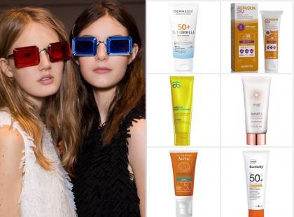 Kremy do twarzy, które ochronią was przed szkodliwym działaniem słońca