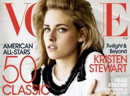 Kristen Stewart, aktorka nie tylko jednej miny