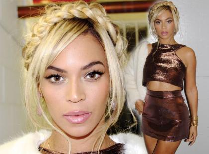 Krok po kroku jak wykonać koronę z warkocza Beyonce [video]