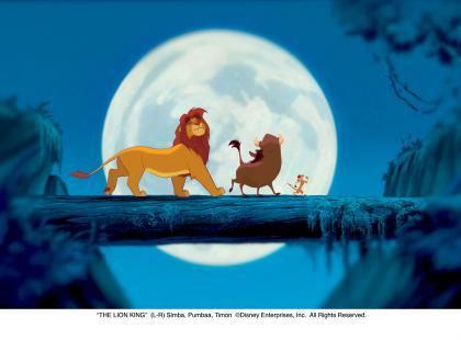 Król Lew już na DVD, Blu-ray i Blu-ray 3D!