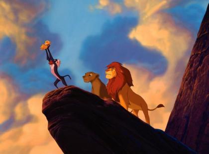 Król lew (reż. Rob Minkoff, Roger Allers)