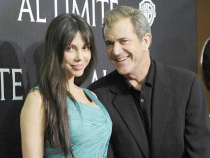 Krótka historia romansu Mela Gibsona