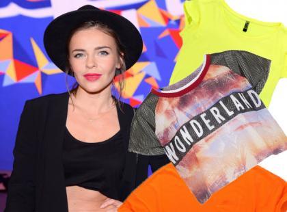 Krótkie t-shirty - hit lata 2014