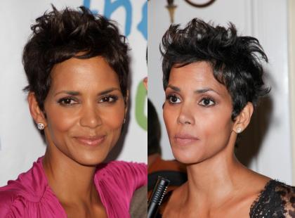 Krótkie włosy celebrities