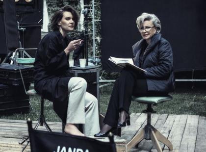Krystyna Janda i Maria Seweryn: Grać, znaczy żyć!