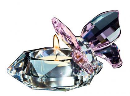 Kryształowe drobiazgi do domu
