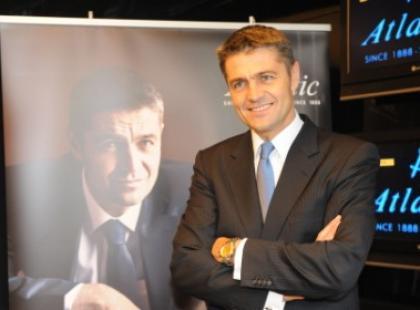 Krzysztof Hołowczyc ambasadorem marki Atlantic w Europie