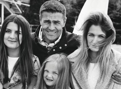 Krzysztof Hołowczyc z rodziną: Dziadek ciągle w akcji - wywiad
