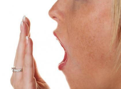 Kserostomia - suchość w ustach