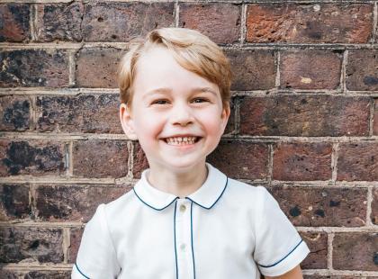 Książę George to mistrz w robieniu zabawnych min. Zobaczcie jego śmieszne zdjęcia!