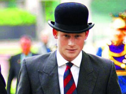 Książę Harry -  Jak nie zostać królem