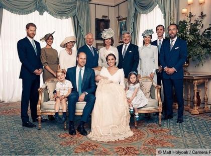 Książę Harry jako dziecko był niezłym urwisem! Oto oficjalne zdjęcia z chrztów royal family