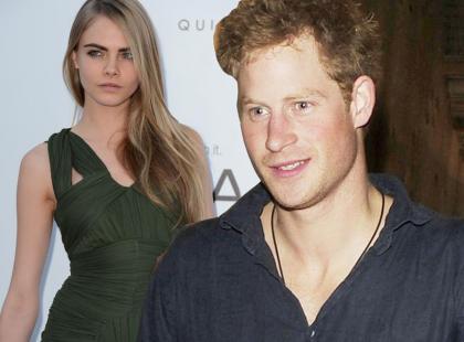 Książę Harry przyłapany z nową dziewczyną! Ładna?