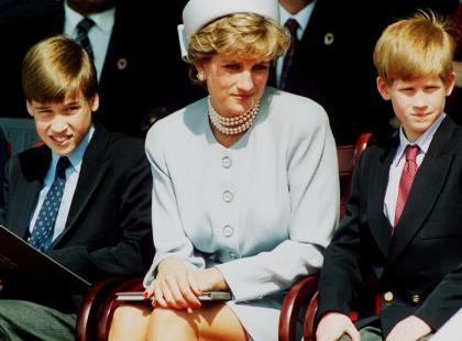 """Książę Harry przyznał się do terapii po śmierci mamy. """"Większość życia spędziłem na wmawianiu sobie, że mam się dobrze"""""""