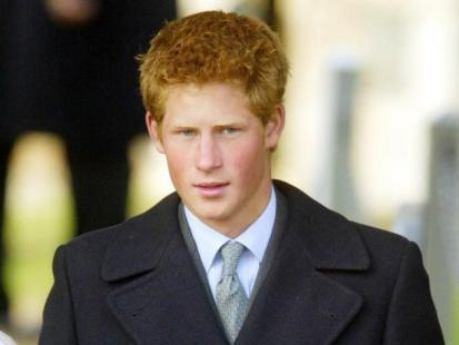 Książę Harry - Rozstanie z Chelsy