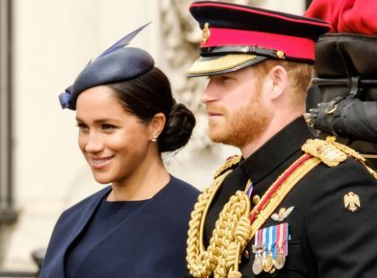 Książę Harry świętuje pierwszy Dzień Ojca! Pokazał nowe zdjęcie syna