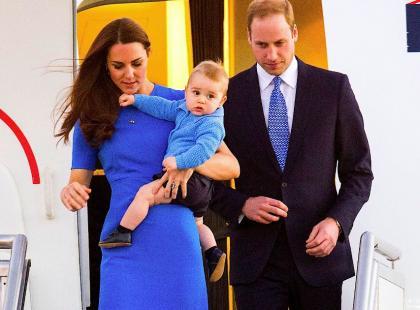 Książę Jerzy - kim jest najważniejsze dziecko w całej Wielkiej Brytanii?