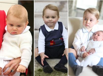 Książę Jerzy kończy 2 lata! Co dostanie w prezencie mały ulubieniec Brytyjczyków?