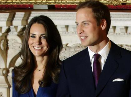 Książę William dał Kate Middleton pierścionek Księżnej Diany!