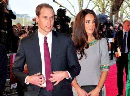 Książę William i księżna Catherine - Ich pierwszy rok