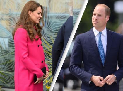"""Książę William o ciąży Kate: """"Jest trochę niepokoju"""". Co jeszcze powiedział?"""