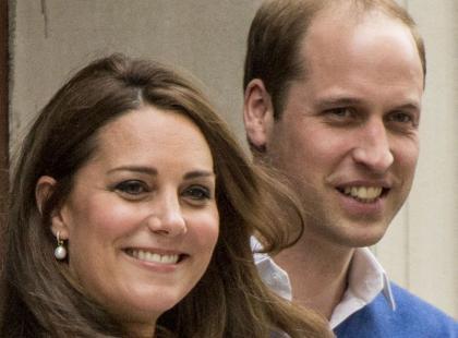 Książę William otrzymał uroczy prezent dla córeczki