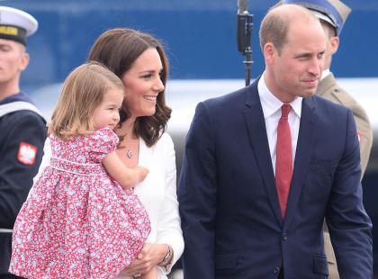 Książę William zabawnie o opiece nad księżniczką Charlotte. Zdradził, co sprawia mu trudność!