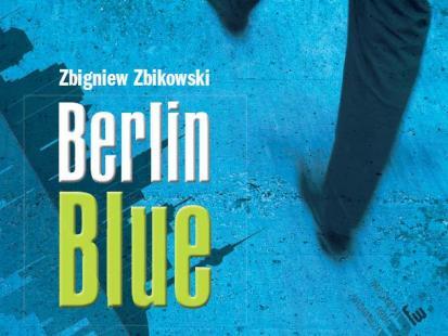 "Książka ""Berlin Blue"""
