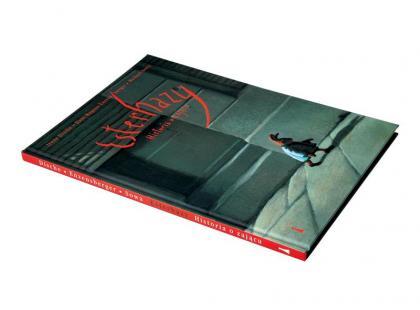 """Książka """"Esterhazy. Historia o zającu"""""""