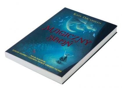 """Książka - """"Magiczny słoń"""""""