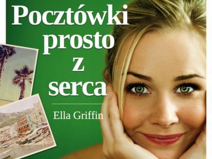 Książka Pocztówki prosto z serca