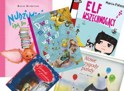 Książki na prezent - dla najmłodszych!