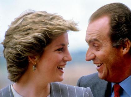 Księżna Diana i król Juan Carlos mieli romans?!