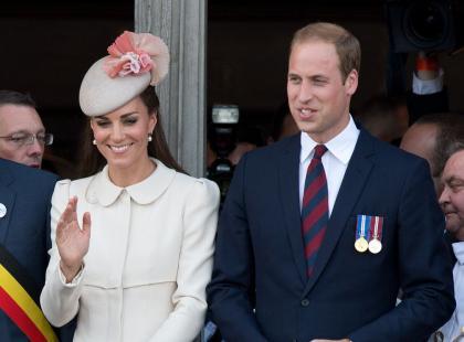 Księżna Kate i Książę William na Instagramie!