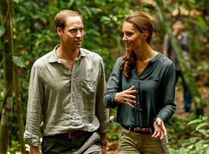 Księżna Kate i książę William przyłapani!
