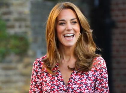 Księżna Kate jest w ciąży? Tajemnicę zdradziła księżniczka Charlotte