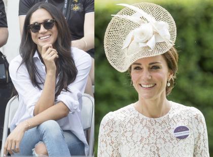 Księżna Kate musiała zrezygnować z ulubionych kosmetyków. Jakie zmiany czekają Meghan Markle po ślubie z księciem Harrym?