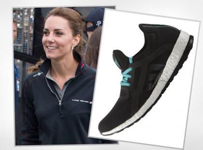 Księżna Kate nosi adidasy, które kupisz na przecenie