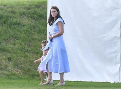 Księżna Kate też potrafi się złościć na swoje dzieci! Ten gest wobec księżniczki Charlotte zrozumie każda mama