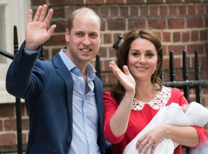 Księżna Kate to matka idealna! Nie każda kobieta zrobiłaby TO dzień po porodzie