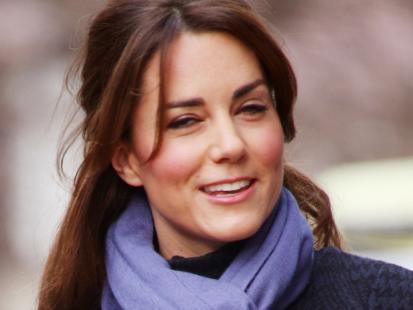 Księżna Kate ujawniła płeć dziecka