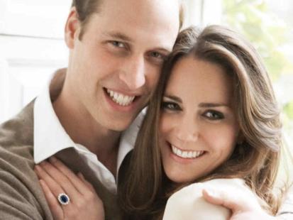 Księżna Kate urodziła syna!
