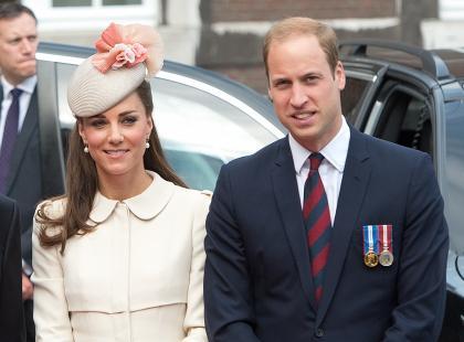 Księżna Kate w kreacji od McQueena!