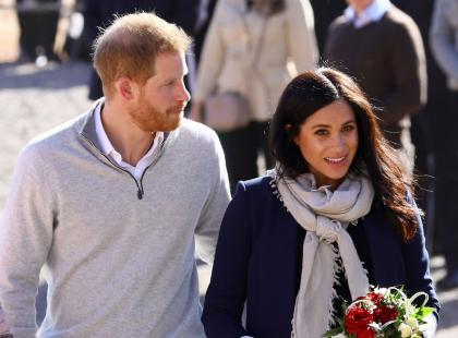 Księżna Meghan i książę Harry założyli profil na Instagramie!