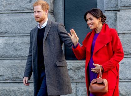 Księżna Meghan nie zwalnia tempa! Tuż przed porodem uda się w egzotyczną podróż