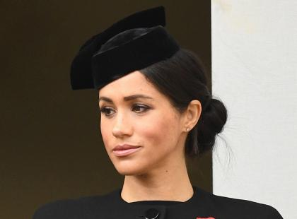 Księżna Meghan w sukience z sieciówki. Jest dostępna w sklepach!