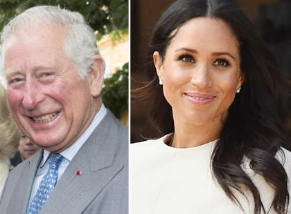 Księżna Meghan zyskała nowy przydomek. A wszystko to za sprawą księcia Karola!