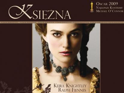 """""""Księżna"""" na DVD - wydanie z BRONLLEYEM."""