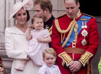 Księżniczka Charlotte skradła całe show. Zobaczcie, dlaczego!
